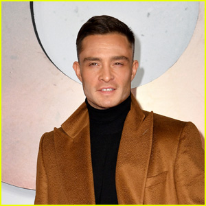 Ed Westwick Seemingly Teases a 'Gossip Girl' Announcement!