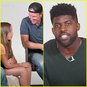 Chip & Joanna Gaines' Youngest Daughter Asks Emmanuel Acho If He's Afraid of White People