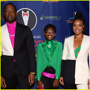 Gabrielle Union & Dwyane Wade Celebrate Zaya's 13th Birthday with Medieval-Themed Party!