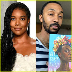 Gabrielle Union Is Turning LGBTQ+ Activist George M. Johnson's Memoir Into a TV Series!
