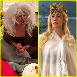 Jennifer Garner Stars As Buttercup & The Crone In Star-Studded Quarantine 'Princess Bride' Remake Which Will Air on Quibi