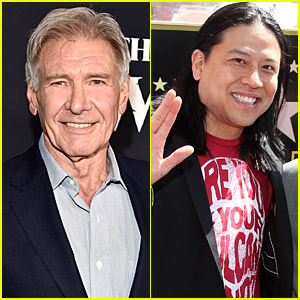 Harrison Ford Was Almost Run Over By a 'Star Trek' Actor Because He Was Late For An Audition