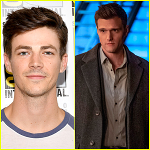 Grant Gustin Reacts To Hartley Sawyer Being Fired From 'The Flash'