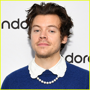 Harry Styles Joined Fellow Protestors During Black Lives Matter March in L.A.