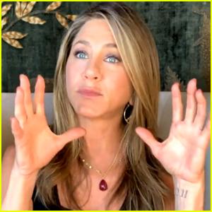 Jennifer Aniston's 11:11 Tattoo Explained!