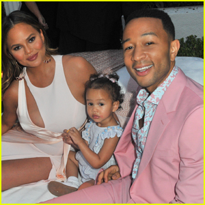 John Legend Says He & 4-Year-Old Daughter Luna Are 'Best Friends'!