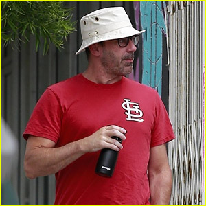 Jon Hamm Says He Set His Own Bar High For Projects Following 'Mad Men'