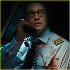 Joseph Gordon-Levitt Fights Airplane Hijackers in '7500' Trailer - Watch!