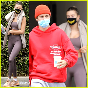 Justin Bieber Joins Wife Hailey for a Doctor's Appointment
