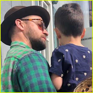 Justin Timberlake Opens Up About Being a Father to Son Silas in Sweet Father's Day Post