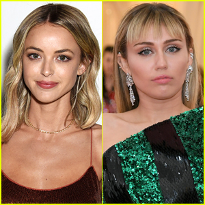 Miley Cyrus & Kaitlynn Carter Tried to Keep Their Relationship Private