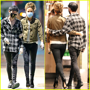 Kate Beckinsale & Goody Grace Walk Arm-in-Arm to Grab Groceries