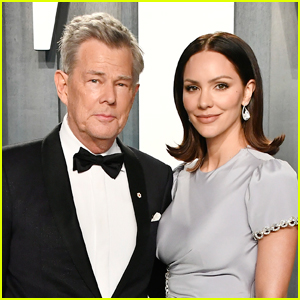 Katharine McPhee Jokingly Reveals 'Real Reason' Why She Married David Foster!