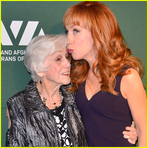 Kathy Griffin Celebrates What Would Have Been Mom Maggie Griffin's 100th Birthday