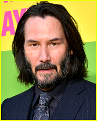 Keanu Reeves Is Back Filming on 'Matrix 4' Set