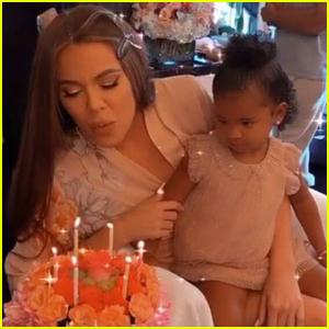 Khloe Kardashian Celebrates 36th Birthday with Epic Party at Kylie Jenner's House!