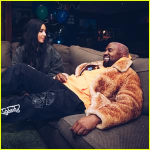 Kim Kardashian Wishes Husband Kanye West a Happy Father's Day