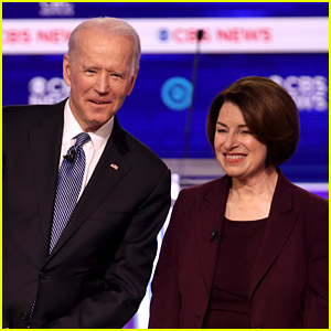 Amy Klobuchar Withdraws From Biden's V.P. Candidate Pool, Says a Woman of Color Should Be Nominated