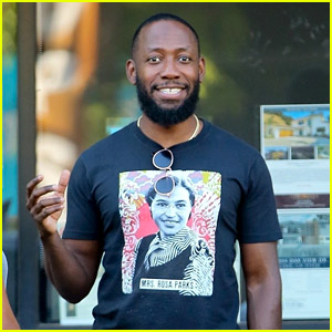 New Girl's Lamorne Morris Is Helping His Childhood Friend Campaign for Congress!