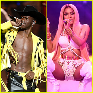 Lil Nas X Reveals Why He Didn't Admit to Running a Nicki Minaj Fan Account!