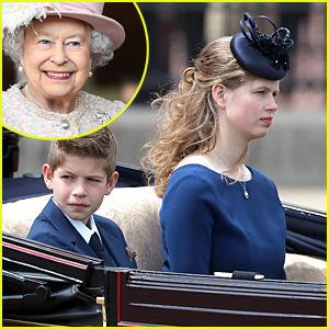 Queen Elizabeth II's Youngest Grandchildren, Louise & James, Will Not Use Their Royal Titles