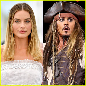 Margot Robbie to Star in New Female-Fronted 'Pirates of the Caribbean' Movie