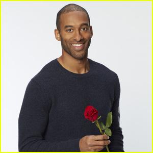ABC Names Matt James as the First Black 'Bachelor' for 2021's Season 25!