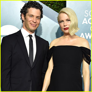 Michelle Williams & Thomas Kail Welcome First Child Together!