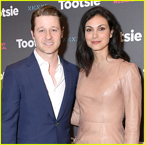 Morena Baccarin Remembers The First Time She Met Future Husband Ben McKenzie