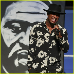 Ne-Yo Fights Back Tears While Performing at George Floyd's Funeral