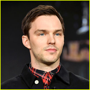 Nicholas Hoult Talks Stripping Down on Screen & Filming Sex Scenes at 17