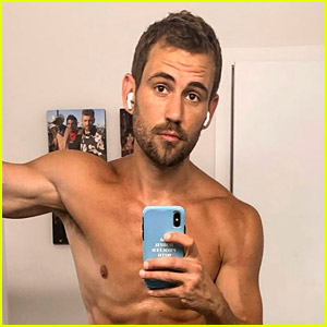 The Bachelor's Nick Viall Shares Shirtless Selfies Since He's Being Dumped on TV Again