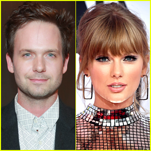 Suits' Patrick J. Adams Is Now a Taylor Swift Fan & This Text Exchange Explains Why!
