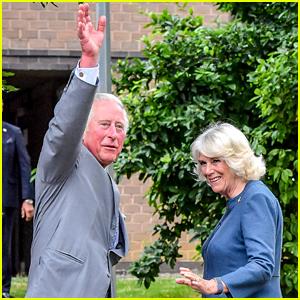 Prince Charles Lost His Sense of Taste & Smell From Coronavirus