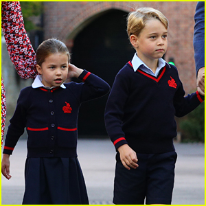 Prince George & Princess Charlotte Might Have Made Their Carriage Ride Debut During The Trooping The Color If It Hadn't Been Cancelled