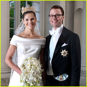 Sweden's Crown Princess Victoria & Husband Prince Daniel Celebrate 10th Anniversary With Never Before Seen Images From Their Wedding
