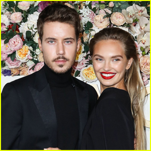 Romee Strijd Reveals She's Expecting Baby Girl with Laurens van Leeuwen!