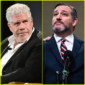 Ron Perlman Challenges Ted Cruz To A Fight That Would Benefit Black Lives Matter