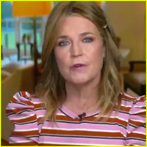 Savannah Guthrie Claps Back After Troll Calls Her Hair 'Unkempt'