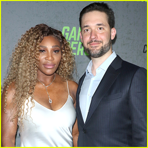 Serena Williams Reacts To Husband Alexis Ohanian Stepping Down From Reddit Board