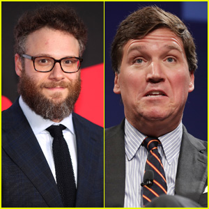 Seth Rogen Calls Out Fox News' Tucker Carlson: 'F--k This Pasty A--hole'