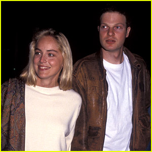 Sharon Stone Mourns the Death of Her Ex Steve Bing