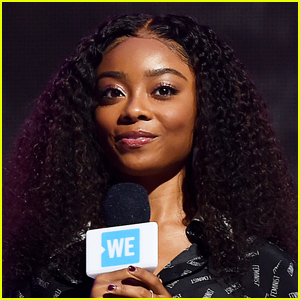 Skai Jackson Talks Exposing Racists, Says She Wants to Use Her 'Platform for Good'