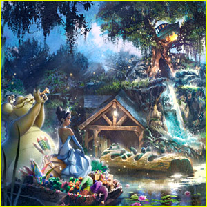 Disney Is Turning Splash Mountain Into a 'Princess & The Frog' Themed Ride!