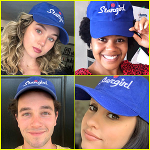 Brec Bassinger & 'Stargirl' Cast Take Self-Portraits & Interview Each Other (Exclusive!)
