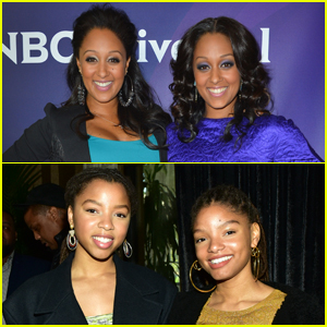 Tamera Mowry Teases 'Twitches 3' Possibility with Chloe X Halle!