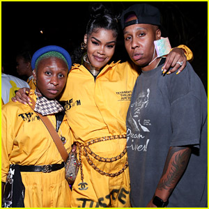 Teyana Taylor Hosts a Star-Studded Party to Celebrate Her Album