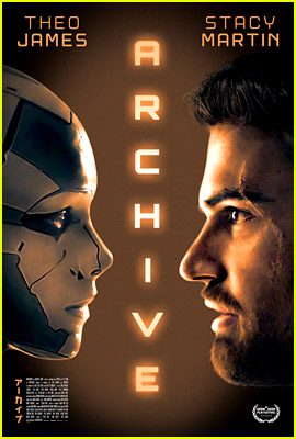 Theo James Tries to Bring Dead Wife Back to Life in 'Archive' - Watch the Trailer!
