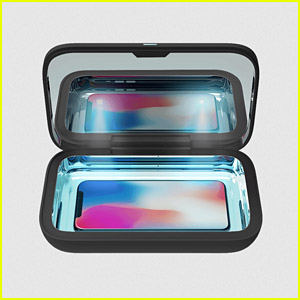 This UV Sanitizer Case Will Kill 99.99% Germs from Your Phone