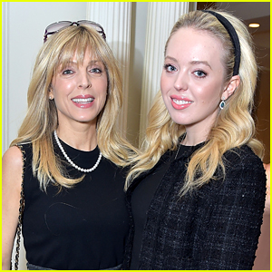 Tiffany Trump & Mom Marla Maples Post Black Squares on Blackout Tuesday